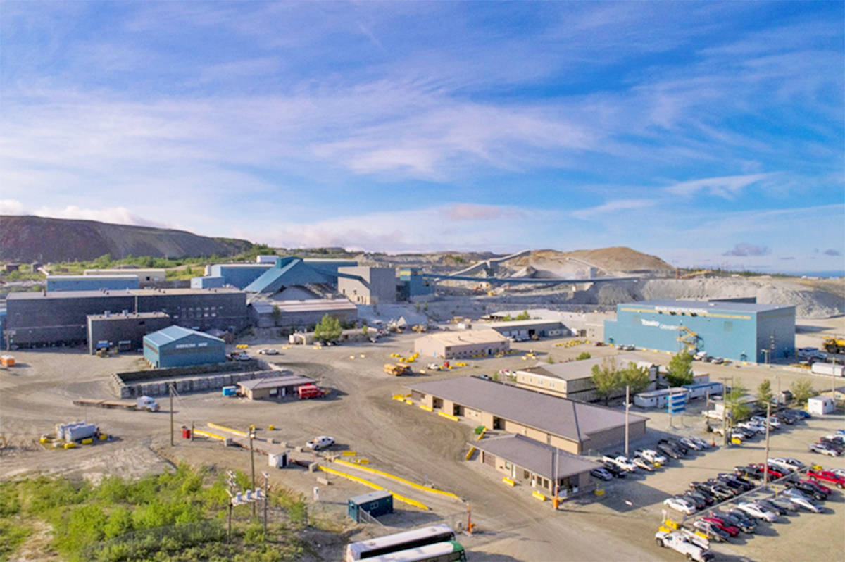Taseko's Gibraltar Mine north of Williams Lake is continuing to operate, with no layoffs, but has changed its mine plan to adapt to the COVID-19 pandemic