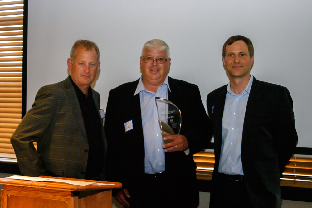2013 - Taseko-Gibraltar Mining Association of BC and The Province's Mining & Sustainability Award