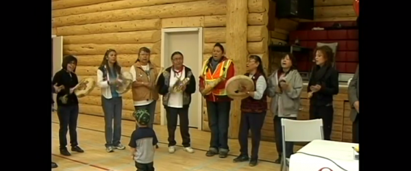 Taseko and Williams Lake Indian Band - Signing Ceremony